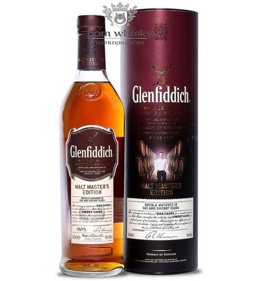 Glenfiddich Malt Masters Double Matured Batch 06/43%/0,7l