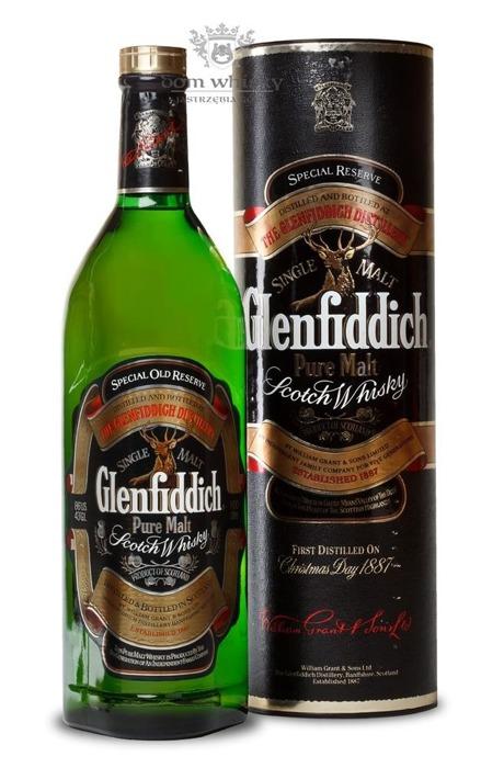Glenfiddich Special Old Reserve / 43% / 1,0l