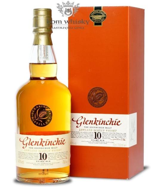 Glenkinchie 10-letni / 43% / 0,7l