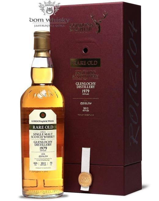 Glenlochy 1979 (Bottled 2012) Rare Old Gordon & MacPhail / 46%/ 0,7l
