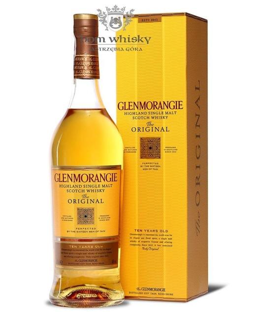 Glenmorangie 10-letni Original / 40% / 0,7l