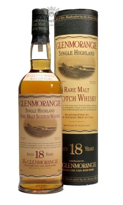 Glenmorangie 18-letni B.2003 / 43% / 0,7l