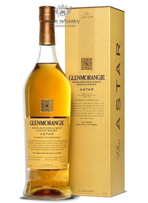 Glenmorangie Astar / 57,1% / 1,0l