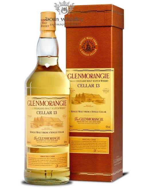 Glenmorangie Cellar 13 / 43% / 1,0l