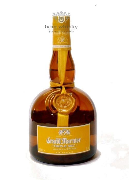 Grand Marnier Yellow Triple Sec Liqueur / 40% / 0,7l