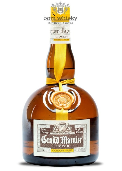 Grand Marnier Yellow Triple Sec Liqueur Review / 40% / 0,7l