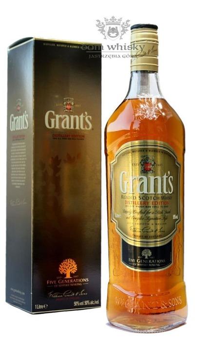 Grant's Distillery Master Blender's Edition / 50% / 1,0l