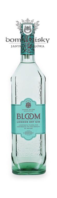 Greenall's Bloom Premium London Dry Gin / 40% / 0,7l
