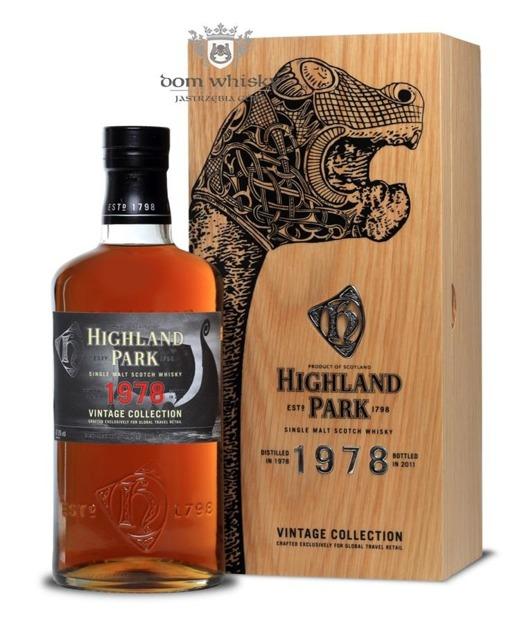 Highland Park 1978 Vintage (Bottled 2011) / 47,8% / 0,7l