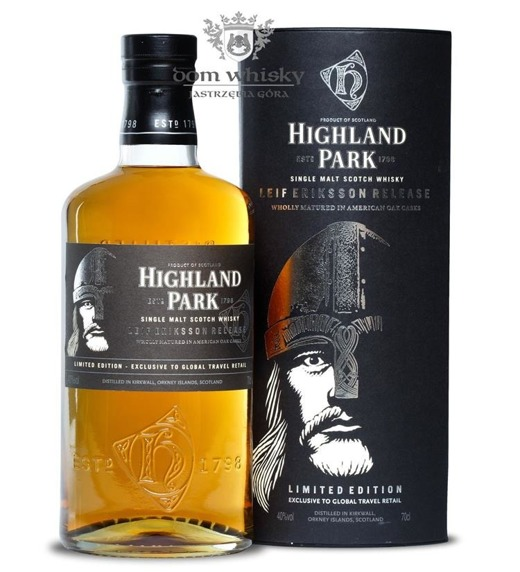 Highland Park Leif Eriksson / 40% / 0,7l