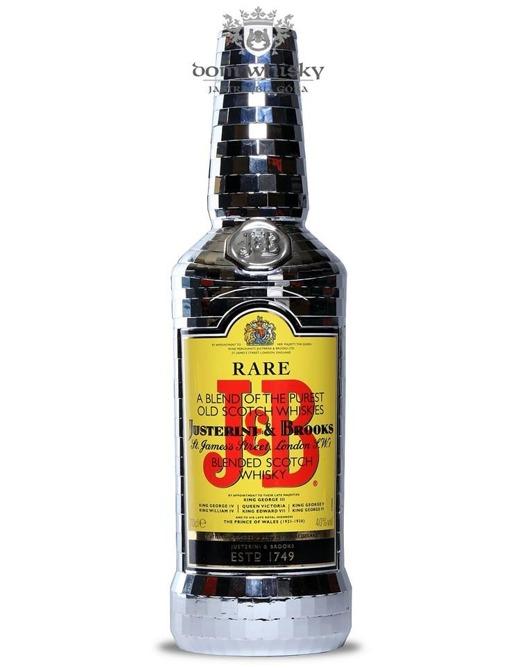 J&B Mirror Blended Scotch Whisky / 40% / 0,7l