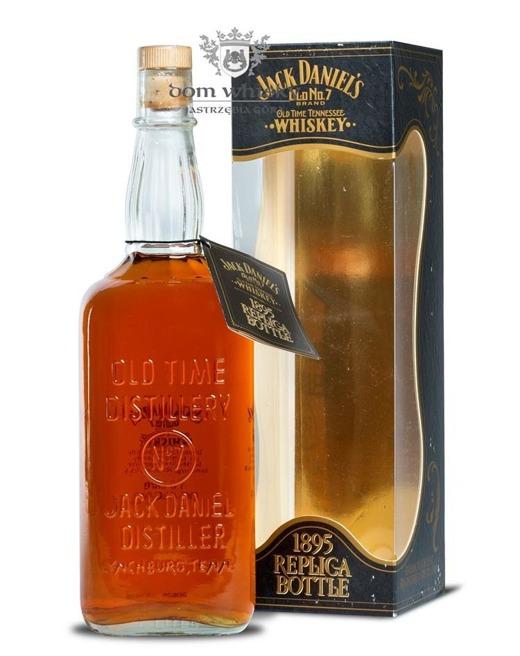 Jack Daniel's 1895 Replica Bottle / 43% / 1,0l