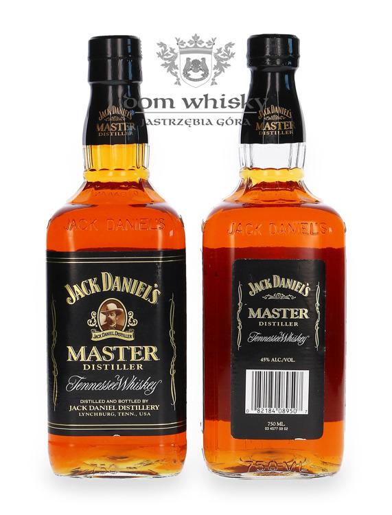 Jack Daniel's Master Distiller Old Label / 45% / 0,75l