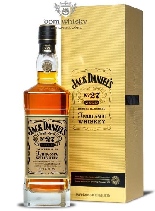 Jack Daniel's No. 27 Gold / 40% / 0,7l