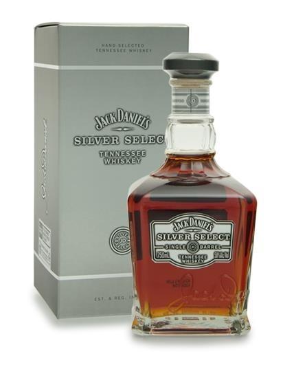 Jack Daniel's Silver Select / 50% / 0,75l