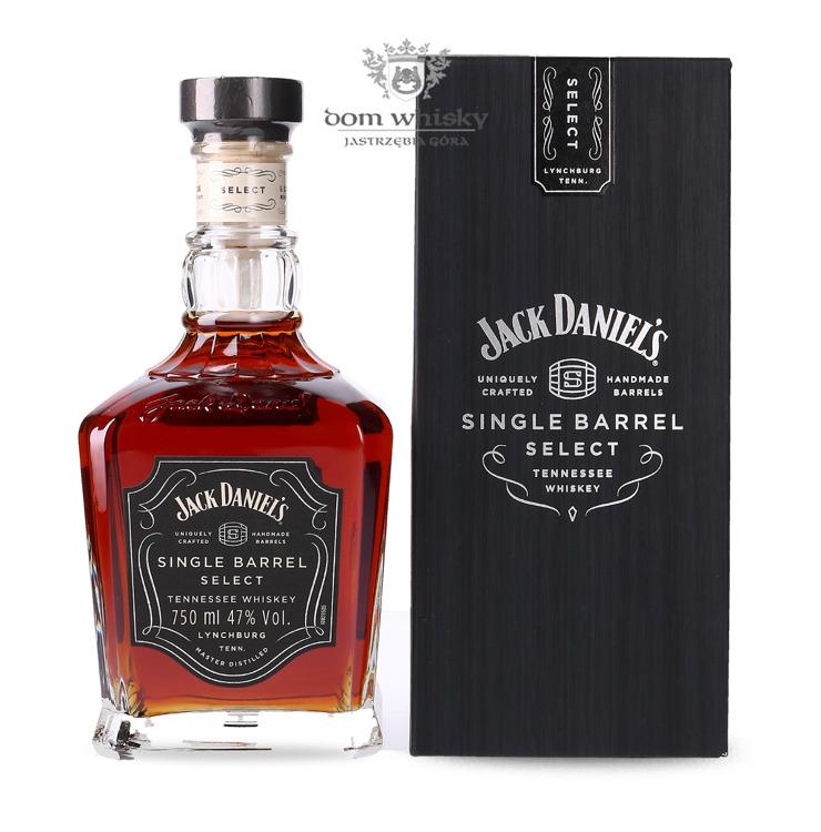 Jack Daniel's Single Barrel /Tin Box/ 47% / 0,75l