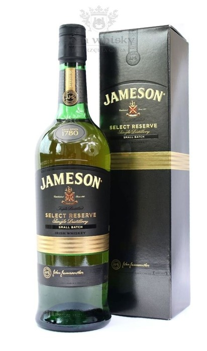 Jameson Select Reserve Small Batch / 40% / 0,7l