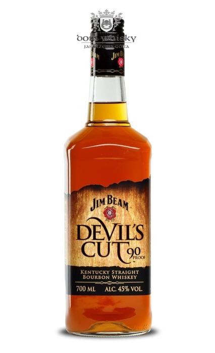 Jim Beam Devil's Cut / 45% / 0,7l