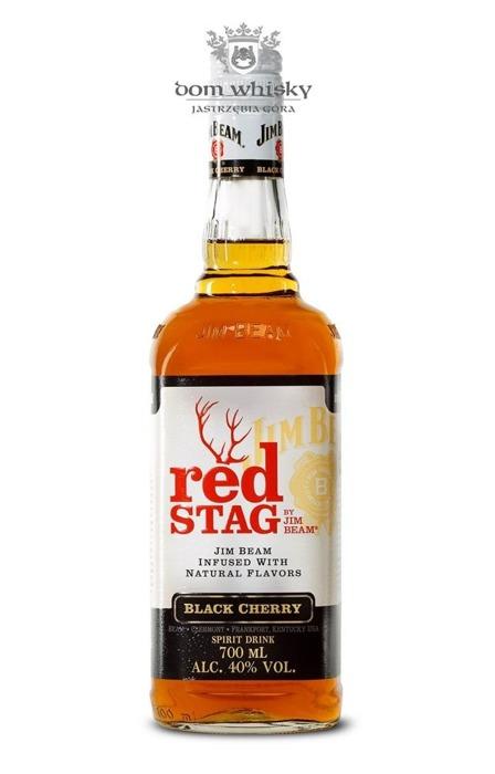 Jim Beam Red Stag Black Cherry / 40% / 0,7l
