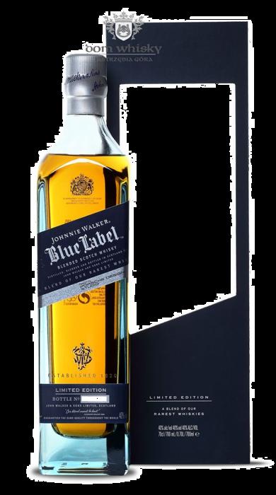 Johnnie Walker Blue Label Porsche Design / 40% / 0,7l