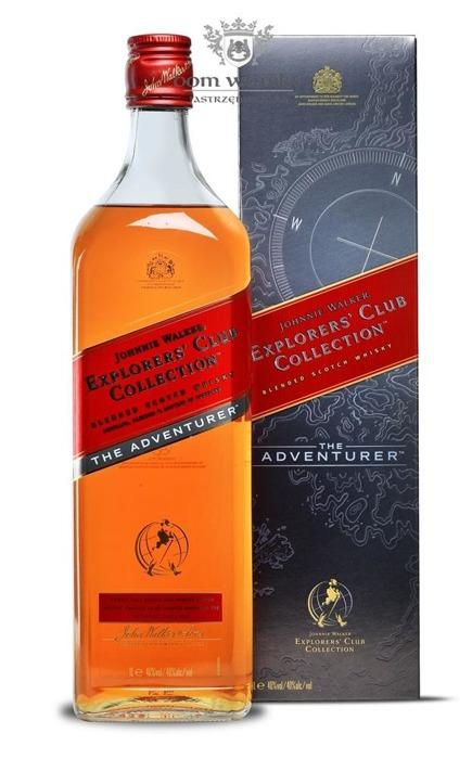 Johnnie Walker Explorers The Adventure / 40% / 1,0l