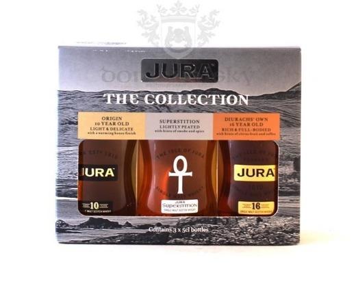 Jura Zestaw / 40% / 43% / 3 x 0,05l