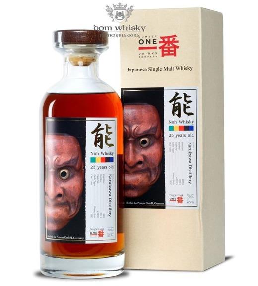 Karuizawa 23 letni D.1989 B.2013 Cask 7893 / 63,9% / 0,7l