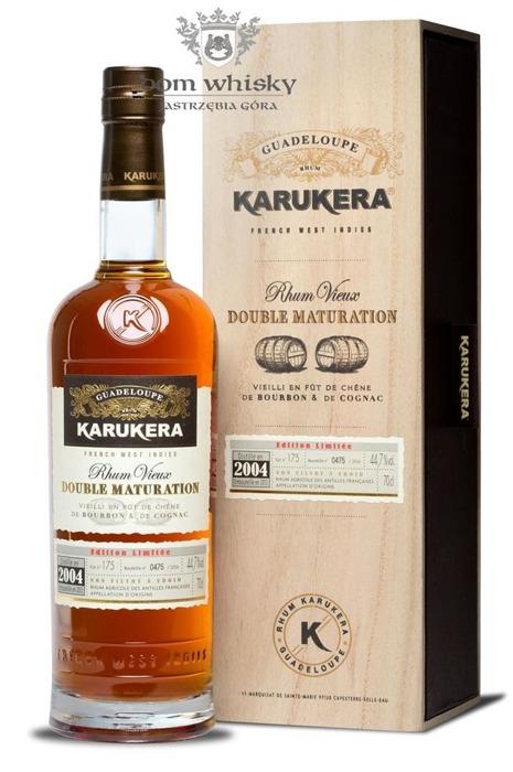 Karukera Rhum Vieux Double Maturation (Guadelupe) / 44,7% / 0,7l