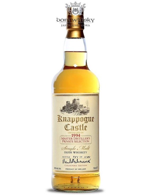 Knappogue Castle 1994 Master Distiller Sellection /40%/0,75l