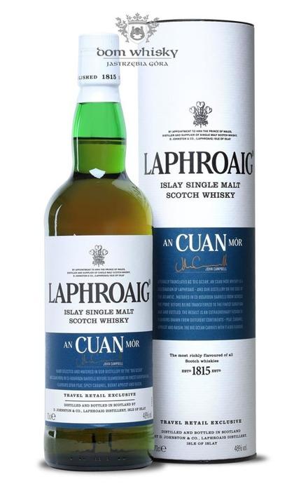 Laphroaig An Cuan Mór / 48% / 0,7l