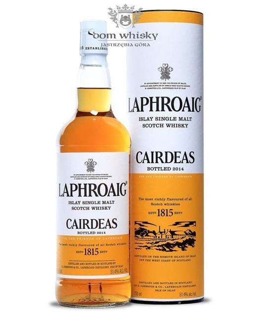 Laphroaig Càirdeas (2014 Fèis Ìle Bottling) /51,4%/0,75l