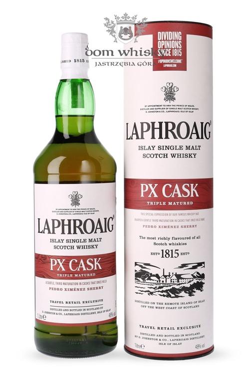 Laphroaig PX Cask / 48% / 1,0l