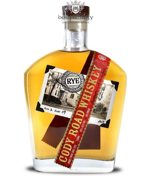 MRDC Cody Road 100% Rye Batch 2 / 40% / 0,75l