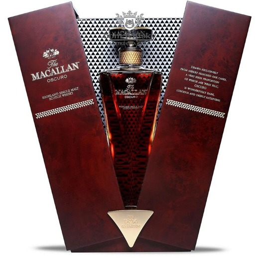 Macallan Oscuro (1824 Collection) / 46,5%/ 0,7l