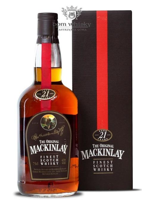 Mackinlay 21 letni / 43% / 0,75l