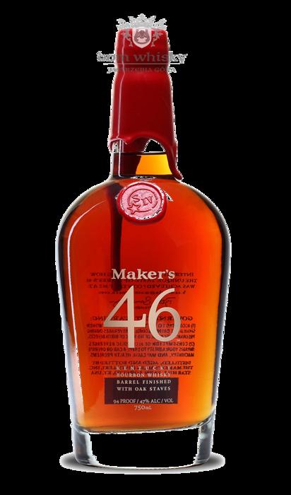 Maker's Mark 46 / 47% / 0,75l
