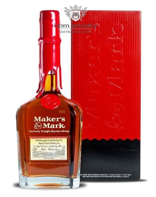 Maker's Mark Limited / 45% / 0,75l