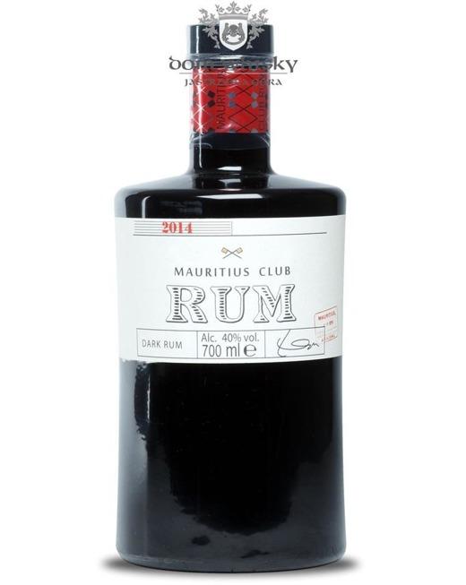 Mauritius Club Dark Rum 2014 / 40% / 0,7l