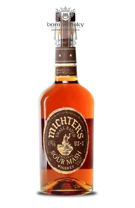 Michter's Original Sour Mash Small Batch / 43% / 0,75l