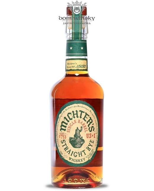 Michter's Straight Rye Small Batch / 42,4 % / 0,7l