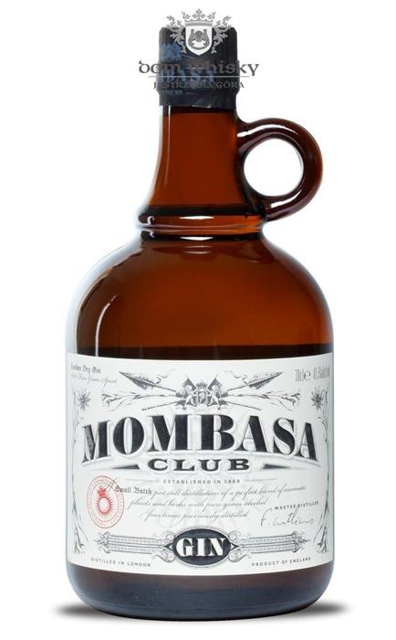 Mombasa Club London Dry Premium Gin / 41,5% / 0,7l