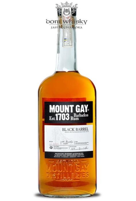 Mount Gay Black Barrel Rum (Barbados) / 43% / 0,7l