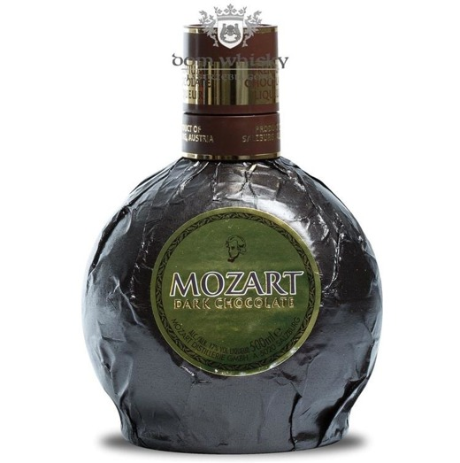 Mozart Cream Dark Chocolate / 17% / 0,5l