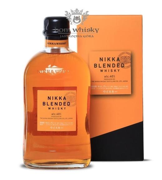 Nikka Blended / 40% / 0,7l