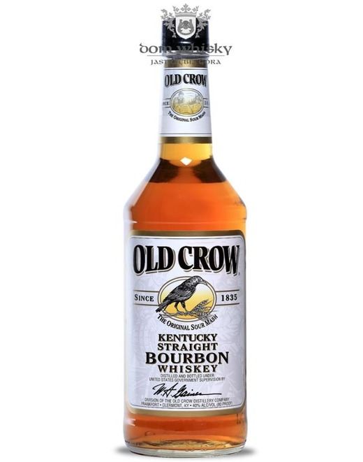 Old Crow Kentucky Bourbon / 40% / 0,7l