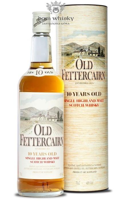 Old Fettercairn 10-letni / 43% / 0,75l