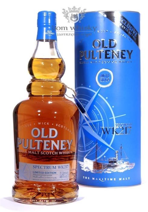 Old Pulteney Spectrum WK217 / 46% / 1,0l