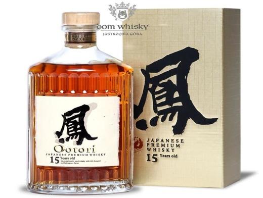 Ootori 15-letni Blended Whisky Karuizawa Distillery /40% / 0,66l