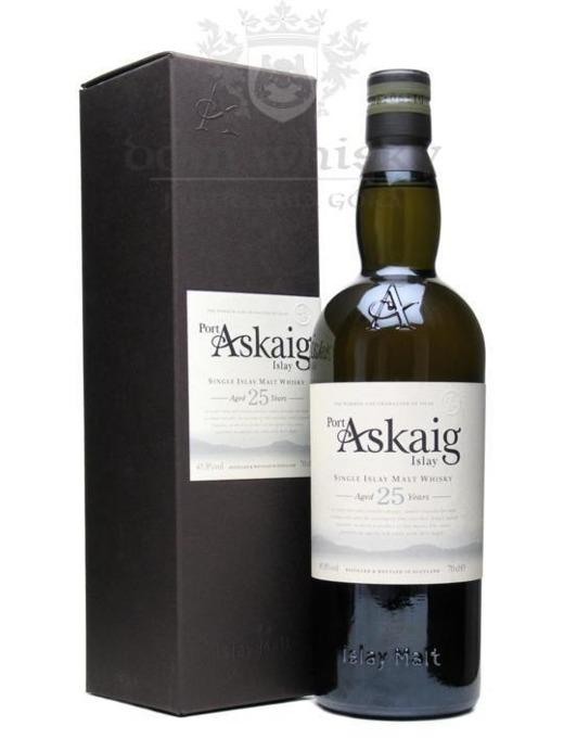 Port Askaig 25 letni / 45,8% / 0,7l