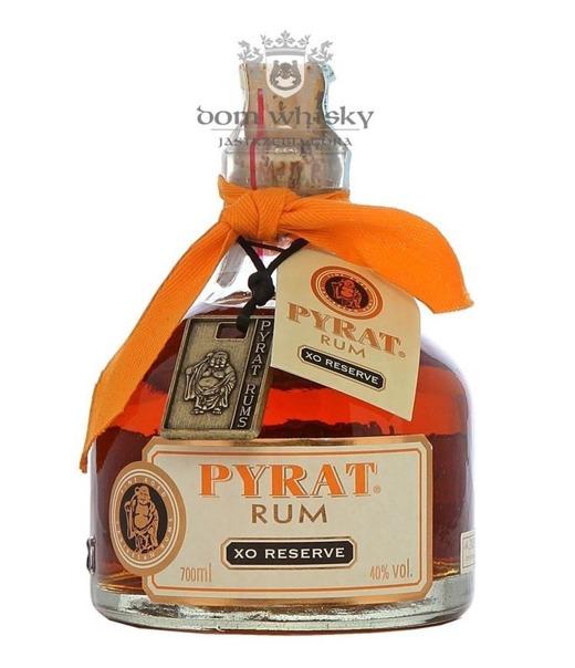 Pyrat XO Reserve Rum (Guyana)  / 40% / 0,7l